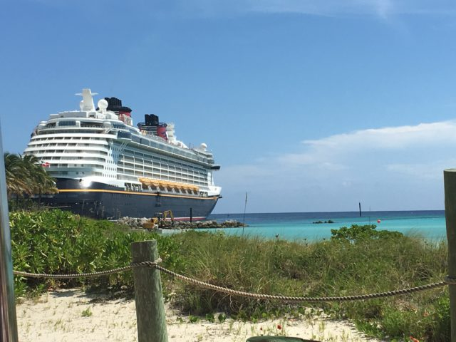 Small World Big Fun Disney Cruise Castaway Cay
