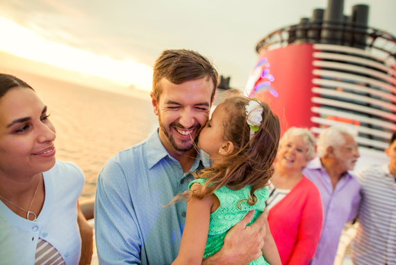 Give the Gift of Travel with these Great Rates from Disney Cruise Line!