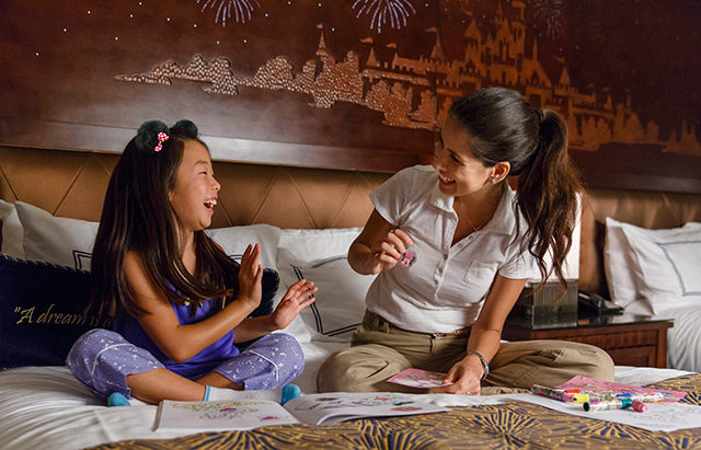 SAVE 25% ON SELECT STAYS ATDISNEYLANDRESORT HOTELS WITH THIS MAGICAL OFFER!