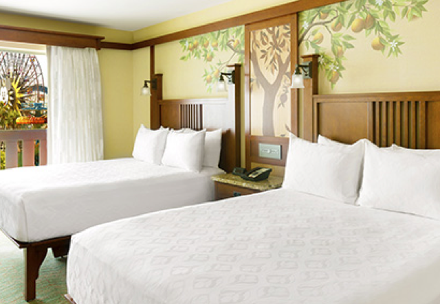 MAKE THE MOST OF YOUR DISNEYLAND RESORT VACATION WITH A PIXAR DECORATED ROOM AND TICKET PACKAGE