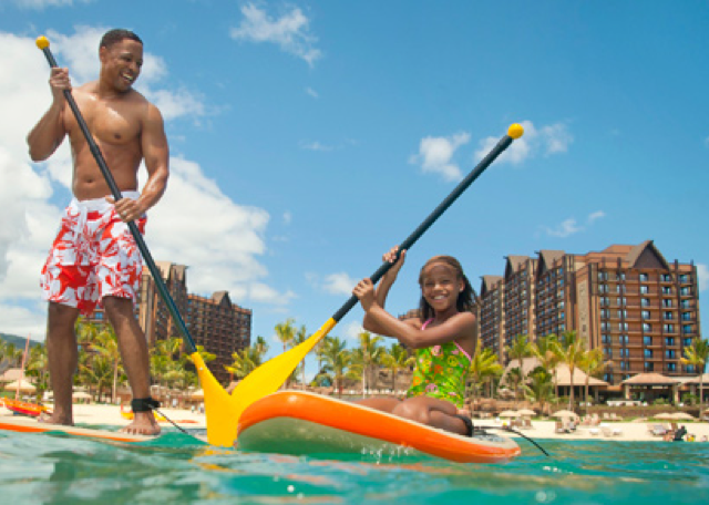 THIS SPRING, SAVE UP TO 30% ON 5 CONSECUTIVE NIGHT STAYS AT AULANI, A DISNEY RESORT & SPA*