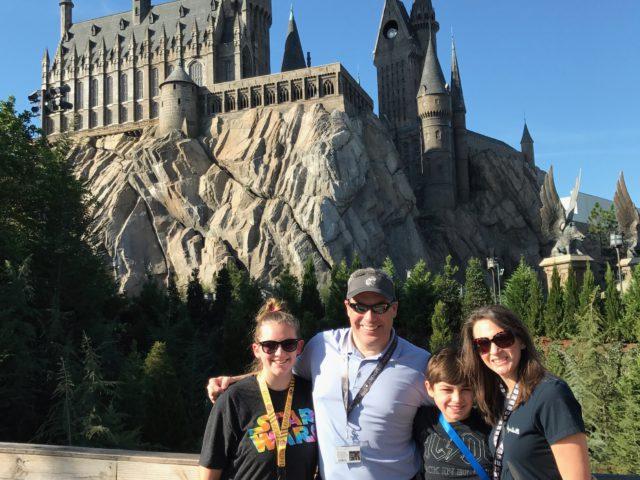 Our Trip to Universal Orlando
