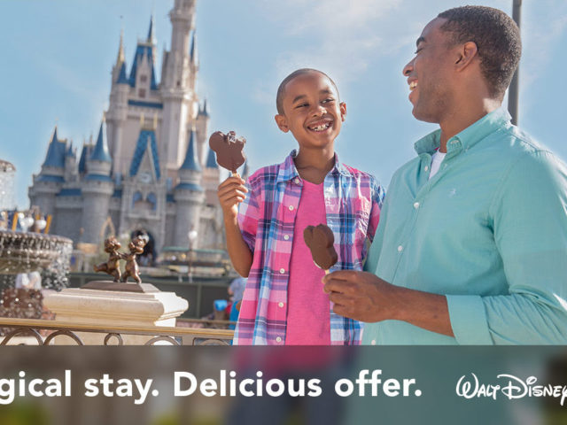 Walt Disney World Announces FREE Dining for Summer 2019!
